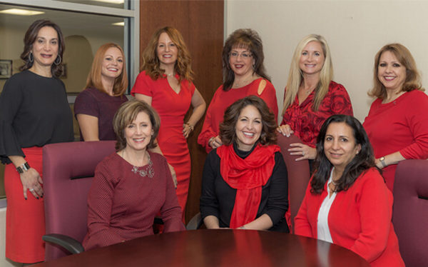 Women of SterlingRisk - Go Red for Women Honorees